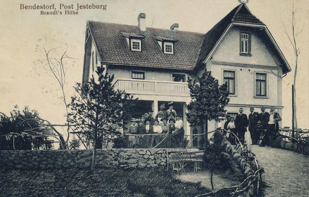 Brandt's Höhe, 1913