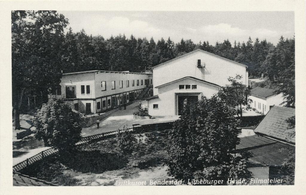 Filmstudios, 1956