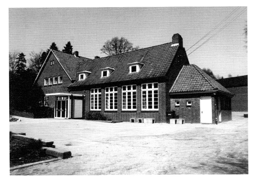 Schulhaus, 1960