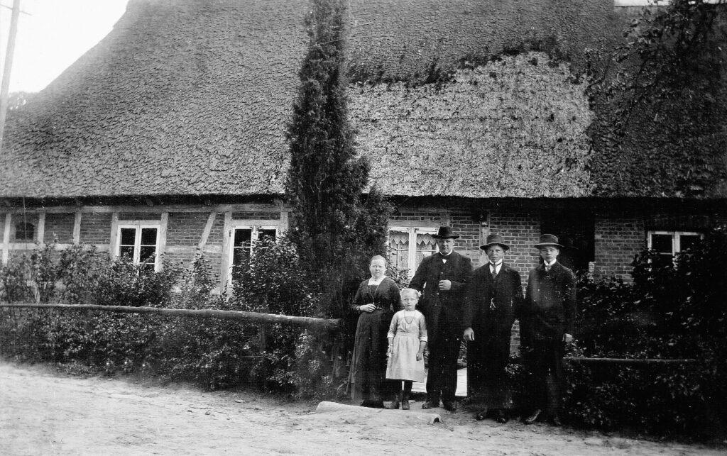Hof Caspers/Eckelmann, 1912