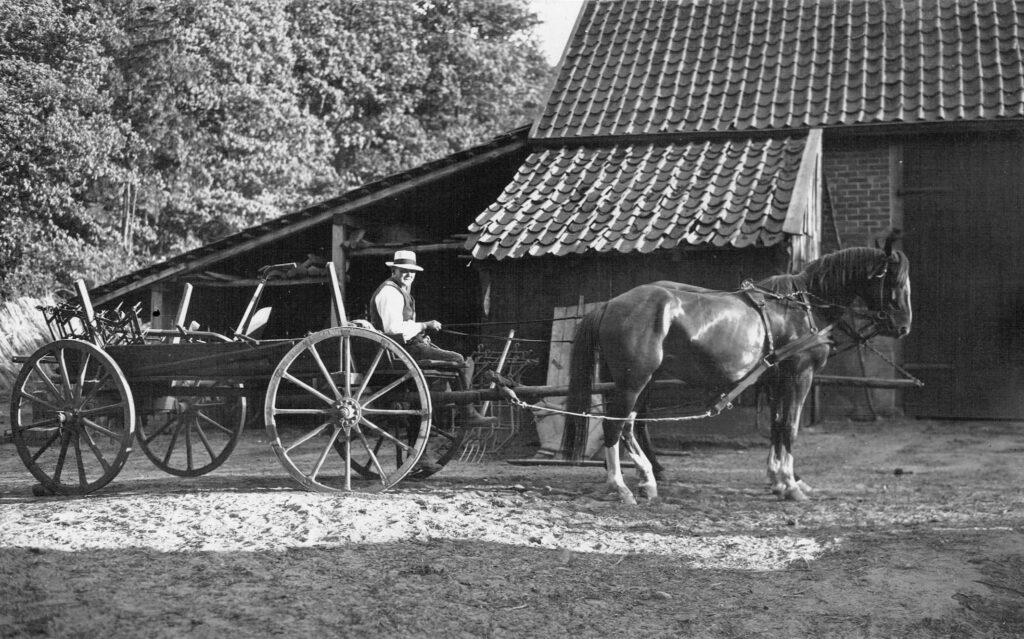 Hof Caspers/Eckelmann, 1927