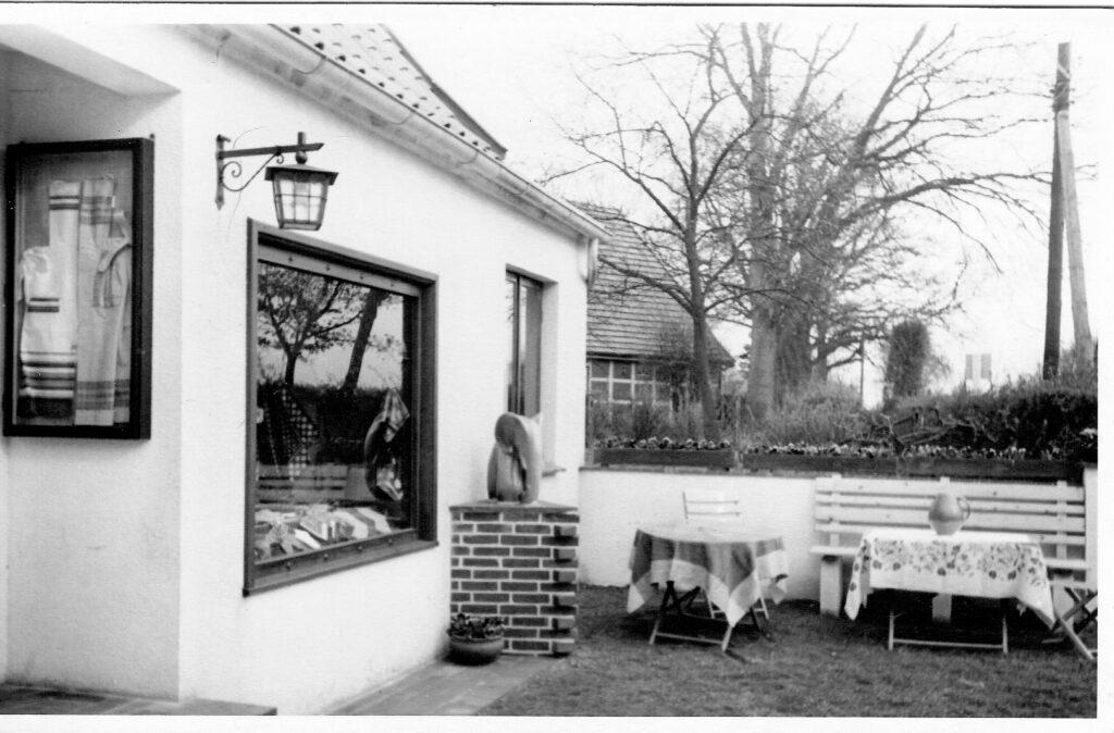 Kunstgewerbeladen Strelow, 1966