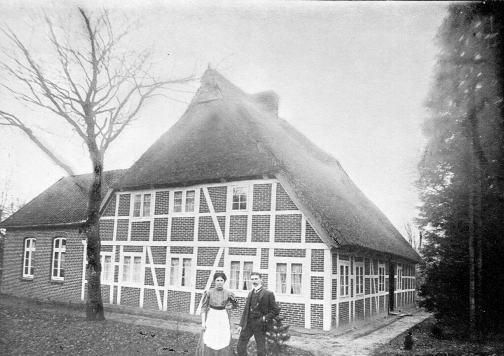 ehem. Schulhaus, 1910