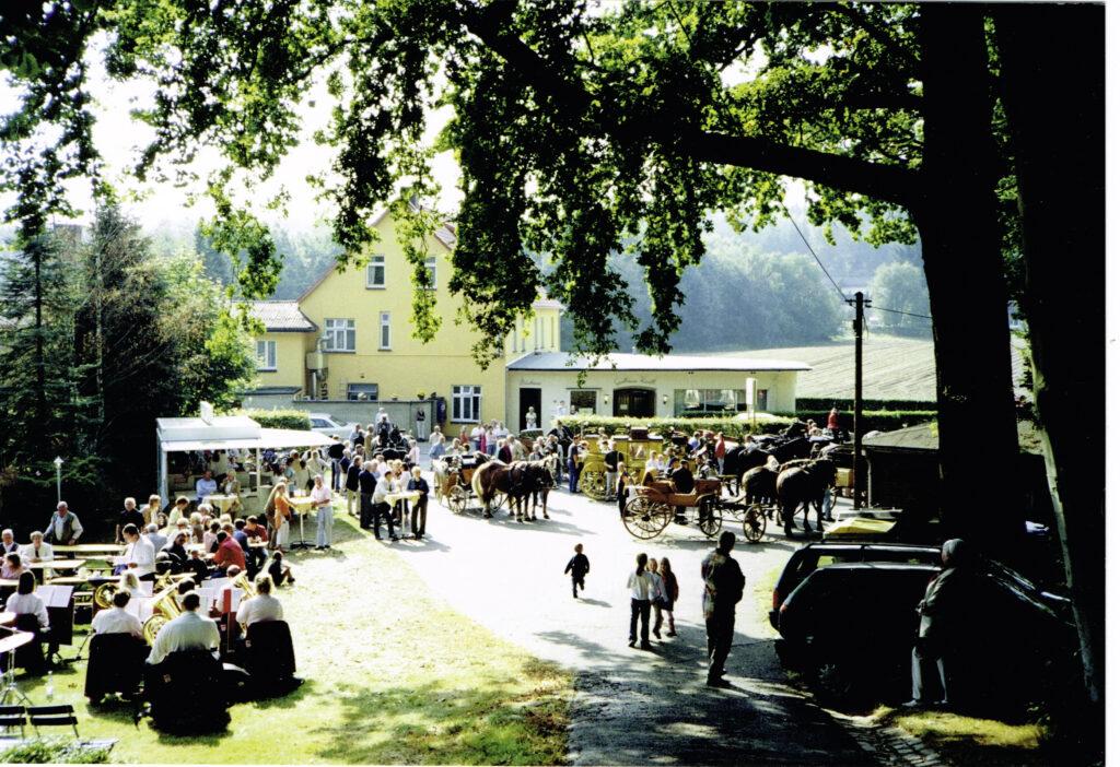 Kutschen-Treffen bei Kurth, 2005