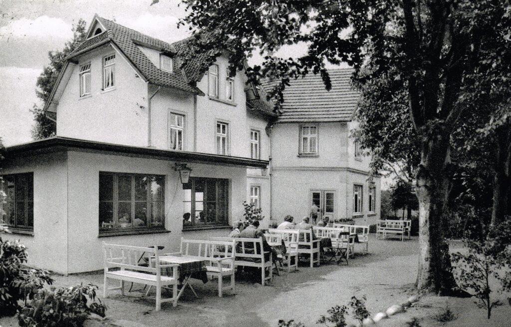 Gasthaus Waldfrieden, 1970