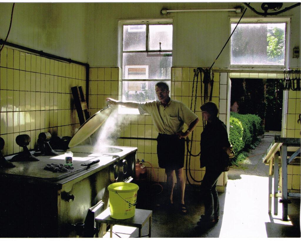 Im alten Schlachthaus, 2008