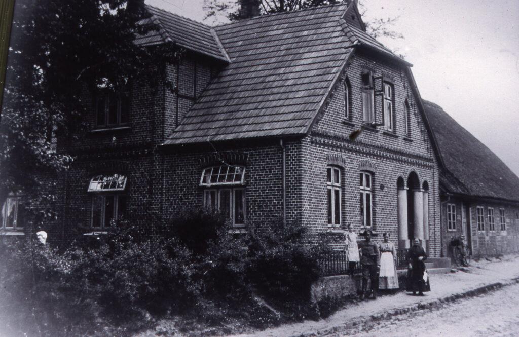 Haus Rabeler, 1944
